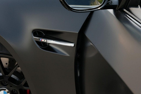 BMW M3 Frozen Black special editon 11