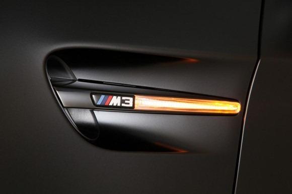 BMW M3 Frozen Black special editon 15