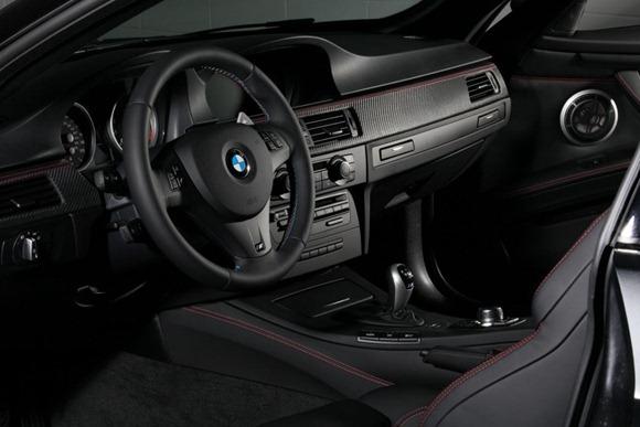 BMW M3 Frozen Black special editon 19