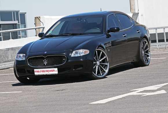 Maserati Quattroporte by MR Car Design 3