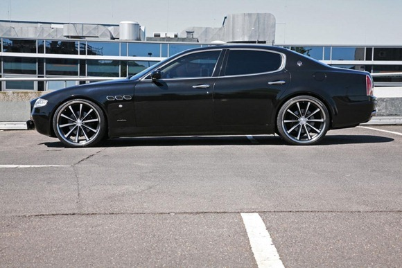 Maserati Quattroporte by MR Car Design 4