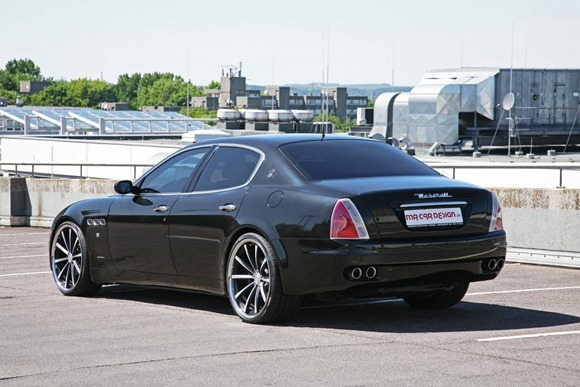 Maserati Quattroporte by MR Car Design 5