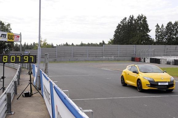 Megane RS Trophy s 2
