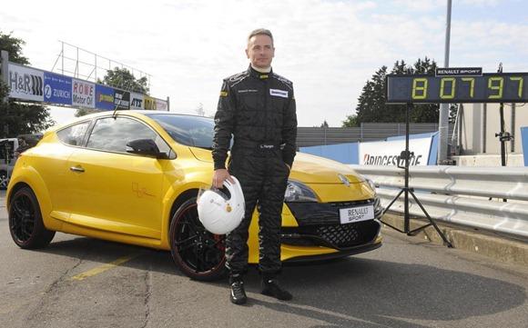 Megane RS Trophy s