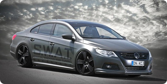 VW Passat CC by KBR Motorsport