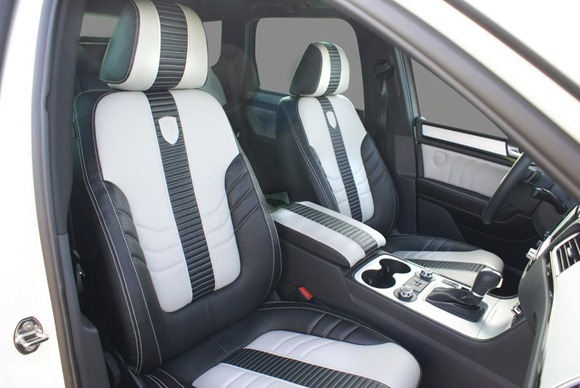 Volkswagen Touareg II Royal GT 470 by Hofele Design 22