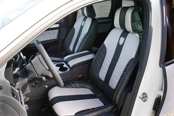 Volkswagen Touareg II Royal GT 470 by Hofele Design 23