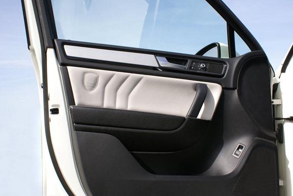 Volkswagen Touareg II Royal GT 470 by Hofele Design 25