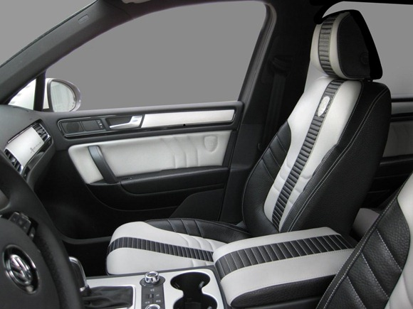 Volkswagen Touareg II Royal GT 470 by Hofele Design 26