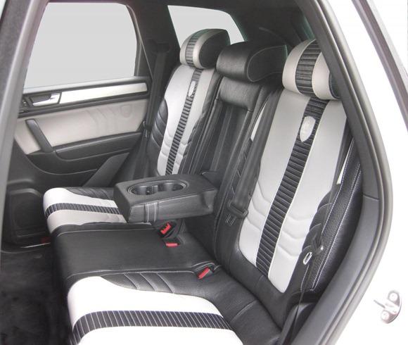 Volkswagen Touareg II Royal GT 470 by Hofele Design 28