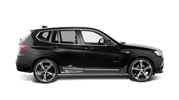 2011 BMW X3 (F25) by AC Schnitzer 18