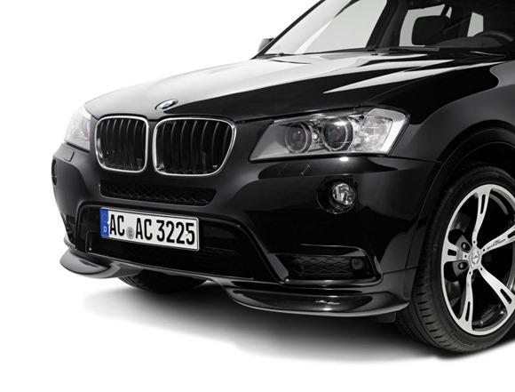 2011 BMW X3 (F25) by AC Schnitzer 3
