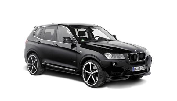 2011 BMW X3 (F25) by AC Schnitzer 4