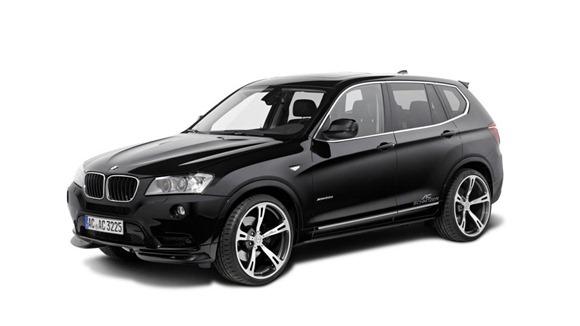2011 BMW X3 (F25) by AC Schnitzer 5