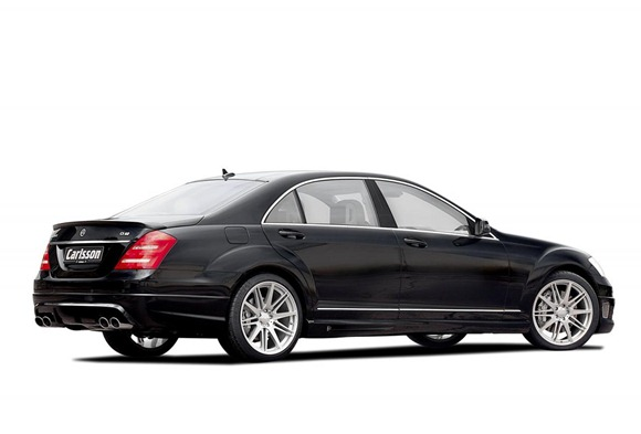 Carlsson CS60 based on Mercedes-Benz S-Class (15)