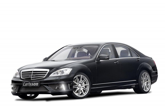 Carlsson CS60 based on Mercedes-Benz S-Class (2)