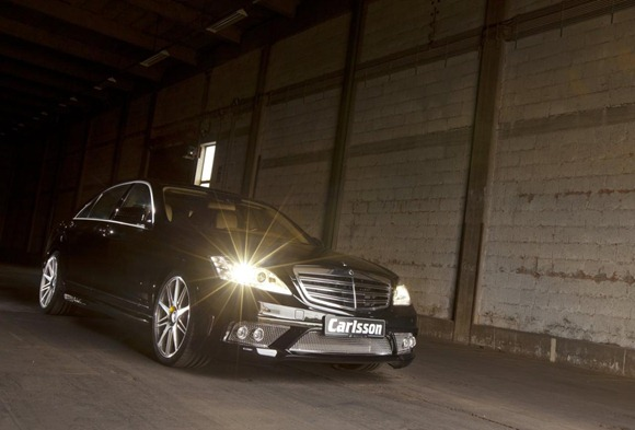 Carlsson CS60 based on Mercedes-Benz S-Class (6)