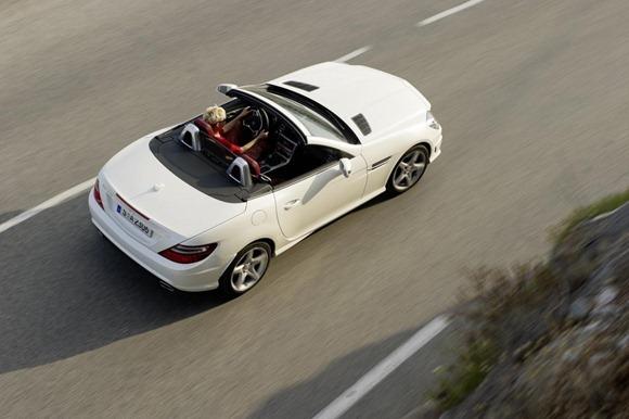 2012 Mercedes-Benz SLK 250 CDI 2