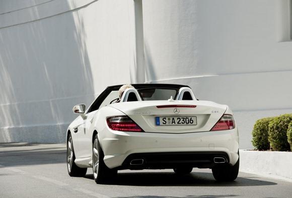 2012 Mercedes-Benz SLK 250 CDI 7
