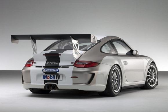 2012 Porsche 911 GT3 Cup 3