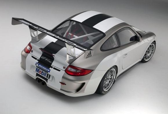 2012 Porsche 911 GT3 Cup 4
