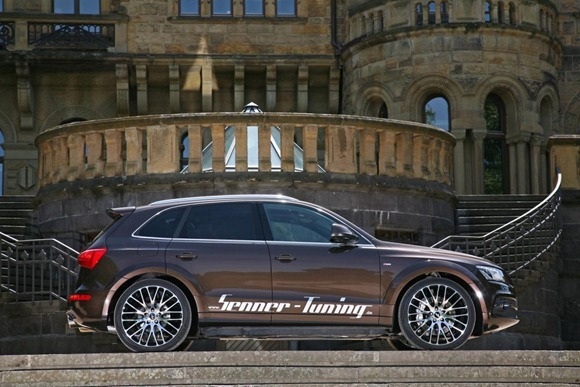 Audi Q5 by Senner Tuning 2