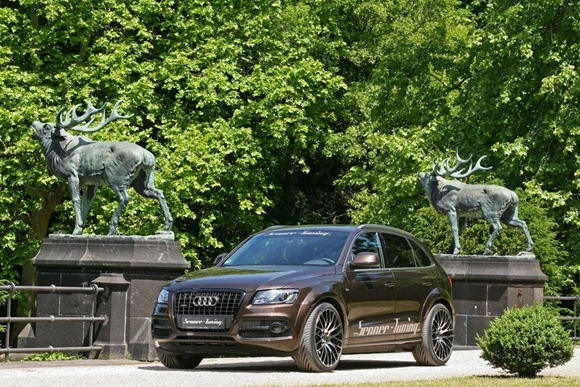 Audi Q5 by Senner Tuning 9