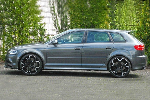 Audi RS3 tuned by B&B