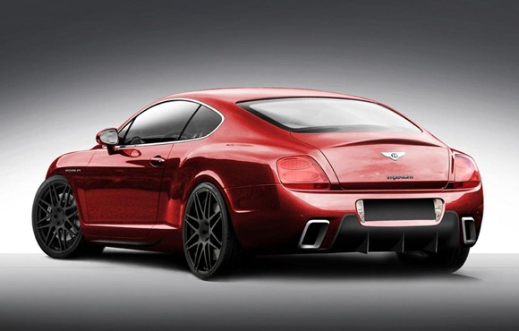 Bentley Continental GT by Imperium 1