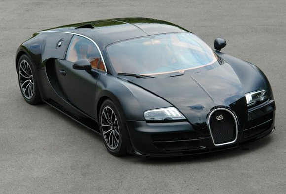 Bugatti Veyron Super Sport Sang Noir1
