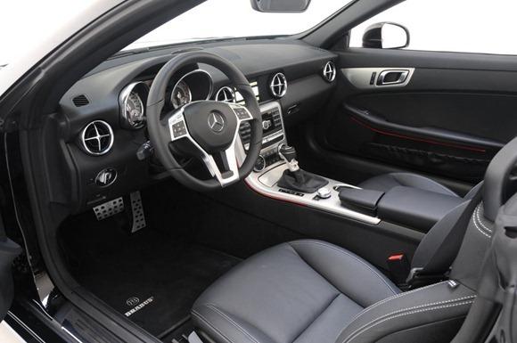 Mercedes SLK by Brabus 14