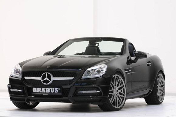 Mercedes SLK by Brabus 1