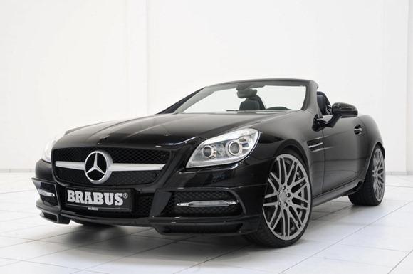Mercedes SLK by Brabus 4