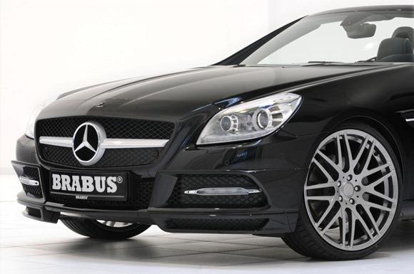 Mercedes SLK by Brabus 6