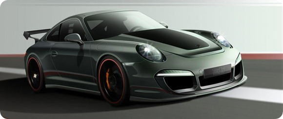 2012 Porsche 911 by TechArt