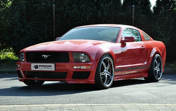 Ford Mustang styling kit by Prior Design 10
