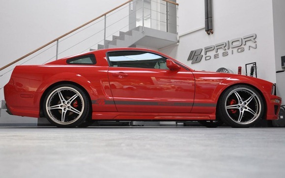 Ford Mustang styling kit by Prior Design 15