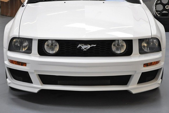 Ford Mustang styling kit by Prior Design 2