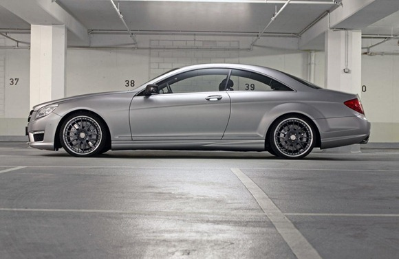 Mercedes CL63 AMG by VÄTH 2
