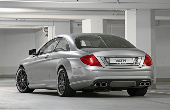 Mercedes CL63 AMG by VÄTH