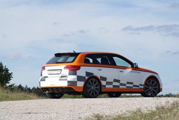 Audi RS3 tuned to 472 HP by MTM 3