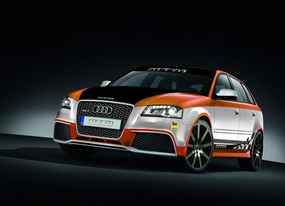 Audi RS3 tuned to 472 HP by MTM 5