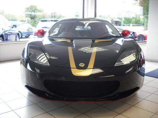 Lotus Evora S GP 1
