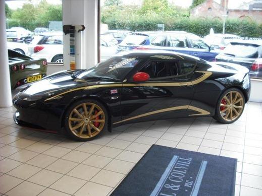 Lotus Evora S GP