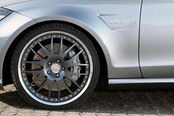 Mercedes CLS 63 AMG by VÄTH 7