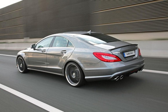 Mercedes CLS 63 AMG by VÄTH