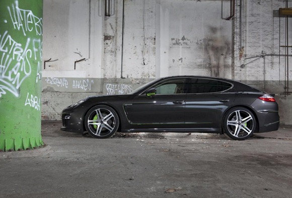 Porsche Panamera S Hellboy by Edo Competition 13