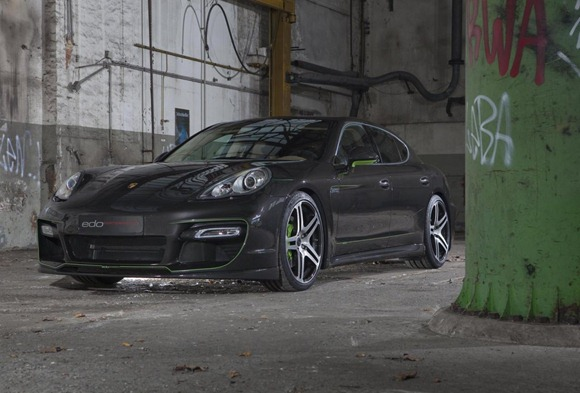 Porsche Panamera S Hellboy by Edo Competition 14