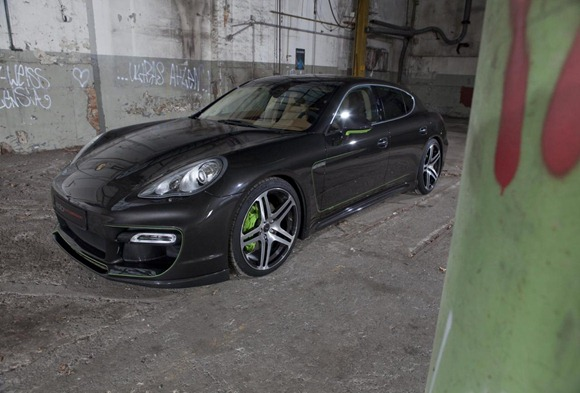 Porsche Panamera S Hellboy by Edo Competition 15