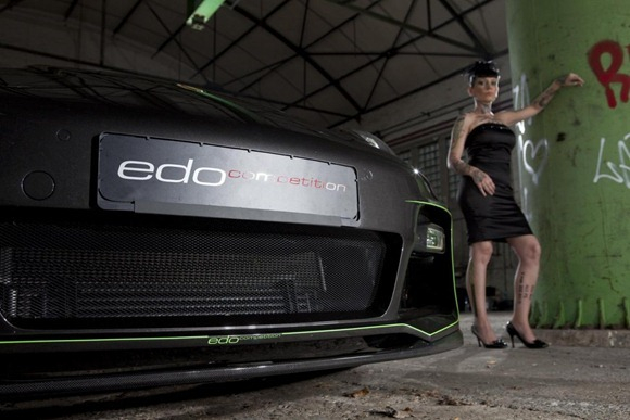 Porsche Panamera S Hellboy by Edo Competition 17